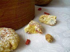 Di gotuje: Ciasteczka z mąki kokosowej dla diabetyków