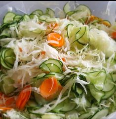 Hungarian Cuisine, Hungarian Recipes, Hungarian Food, Mixed Vegetables, Veggies, Heritage Recipe, Pickled Cabbage, Vegetarian Cabbage, Naan