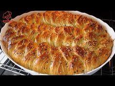 Αν ψάχνετε για ένα ΕΥΚΟΛΟ και ΔΙΚΑΙΩΜΑ ΠΡΩΙΝΟ, αυτή η συνταγή είναι για εσάς. - YouTube Bagel Bread, Bread And Pastries, Bread Recipes, Cooking Recipes, Good Food, Yummy Food, Arabic Food, Turkish Recipes, Croissants