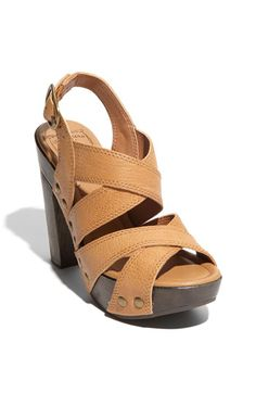 Lucky Brand -- I have these and they are so comfortable...