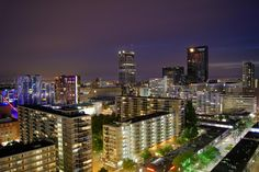 📸 Rotterdam cityscape night  - download photo at Avopix.com for free    ➡ https://avopix.com/photo/18922-rotterdam-cityscape-night    #city #Rotterdam #manhattan #cityscape #night #avopix #free #photos #public #domain