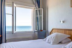 Chambre double vue sur mer Saint-Malo