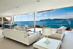Mallorca Holiday Home Colored by Sea View ~ Home Designs