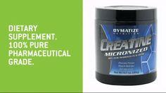 Dymatize Nutrition Creatine