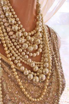 Pearls & pearls & pearls..