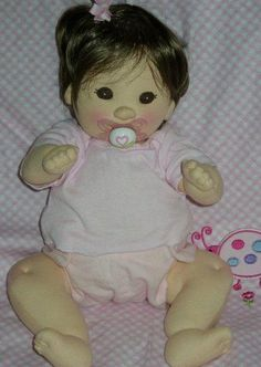 (9) Name: 'Sewing : Cloth Baby Doll