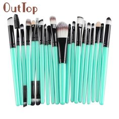 $3.27 (Buy here: https://alitems.com/g/1e8d114494ebda23ff8b16525dc3e8/?i=5&ulp=https%3A%2F%2Fwww.aliexpress.com%2Fitem%2F20-pcs-Makeup-brushes-sets-Pro-hair-eyebrow-foundation-brush-pen-cleaner-Cosmetics-maquiagem-make-up%2F32671456944.html ) 20 pcs Makeup brushes sets Pro hair eyebrow foundation brush pen cleaner Cosmetics maquiagem make up brush set Blusher cosmetics for just $3.27