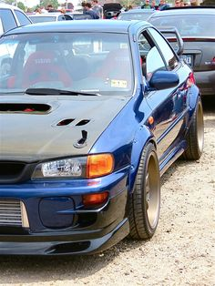 GC Subaru Modded It was a car like this that made me fall for Subaru