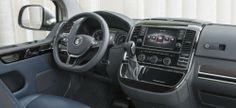 Der VW T5 Multivan Alltrack mit Golf 7 Navi und Innenraumfacelift