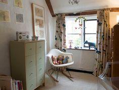 Decoração de quarto de criança com inspiração vintage/retro | Eu Decoro
