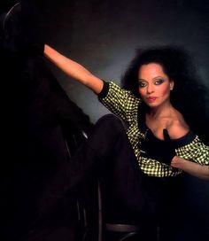 Diana Ross - July 1985