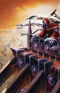 Adeptus Mechanicus,Mechanicum,Imperium ,techpriest skitarii