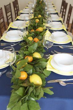 citrus garland
