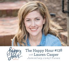 The Happy Hour with Jamie Ivey, episode #138 with Lauren Casper --- Lauren is an adoptive momma of two kiddos from Ethiopia. On today's show, she shares about her adoption journey, including their struggle with infertility. She also shares about the unique experience of adopting from Ethiopia and how they decided to keep their children's birth names.