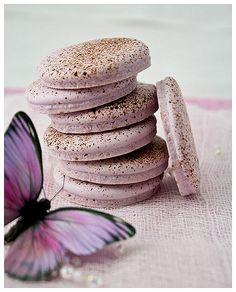 pretty macaroon shells