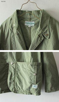 Sassafras Fall Leaf Jacket
