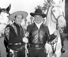 The Cisco Kid and Hop-a-long Cassidy