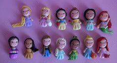 princesas em biscuit - Buscar con Google