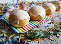 Cookie und Co: Faschingskrapfen aus dem Ofen (Berliner Pfannkuchen)
