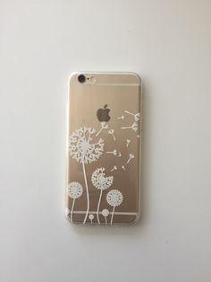 Dandelion iPhone 6 Case Cute Iphone 6 Cases, Cool Cases, Phone Accesories, Best Cell Phone, Coque Iphone, Apple Products, Phone Covers, Portable, Ipad Case