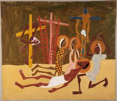 Lamentation - William H. Johnson