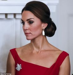The Duchess of Cambridge in Canada, 2016 via Canadian Heritage