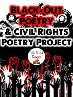 Black history projects middle school social studies 30 Ideas for 2019 Poetry Projects, History Projects, Art Projects, Black History Month Activities, History For Kids, History Classroom, History Teachers, Social Studies Resources, Secondary Resources