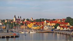 Tell me about visby gotland. Wonderful Places, Beautiful Places, Sweden Travel, Rest Of The World, Countries Of The World, Beautiful World, Places To Travel, Norway, Tourism