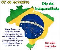 """Acesse: """"7 de Setembro - Independência do Brasil"""", contendo o Hino da Independência, letra e música e links para o Hino Nacional, letra e música"""
