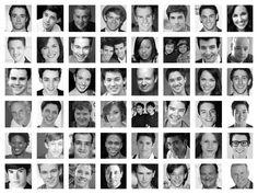 The beautiful Broadway cast of Newsies