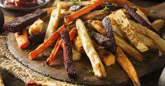 10 légumes pour faire des frites - Cuisine AZ
