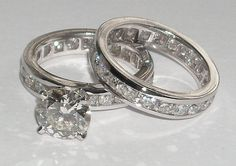 6.01 carats diamond engagement ring and by diamondsfromnewyork