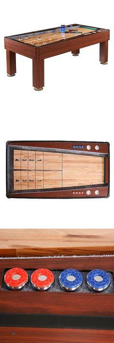 Shuffleboard 79777: Hathaway 7 Ft. Ricochet Shuffleboard Table, Cherry -> BUY IT NOW ONLY: $1084.11 on eBay!
