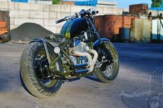 VT 600 Shadow bobber