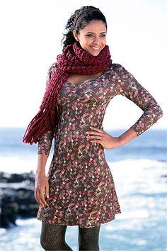Cubed dress