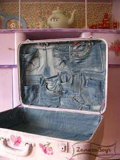 Еще один старый чемодан