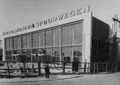 station Rotterdam Hofplein stationsgebouw II (1956)