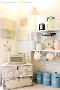 The Villa on Mount Pleasant: Corners of my Kitchen                                                                                                                                                                                 More