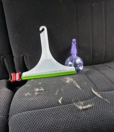Keep it in your car for quick clean-ups.