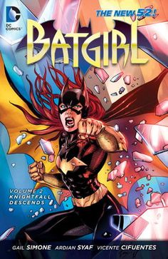 67 best dc new 52 graphic novels images on pinterest comic books batgirl vol 2 knightfall descends by gail simone new 52bat fandeluxe Images