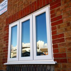 Energy efficient Upvc window installed in #weymouth #dorset by #bosworthglass