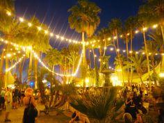 Coachella Festival with Smart Car/Mercedes Benz - The Style Traveller Coachella 2016, Coachella Festival, Coachella California, Smart Car, Palm Springs, Botanical Gardens, The Good Place, Mercedes Benz, World
