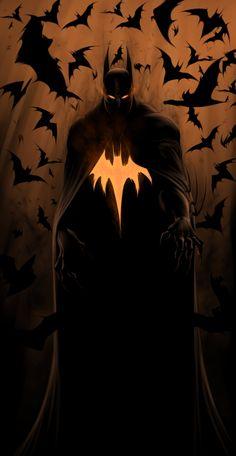 Cómics the Batman Batman Wallpaper, Im Batman, Batman Art, Batman Stuff, Gotham Batman, Batman Robin, Comic Books Art, Comic Art, Héros Dc Comics