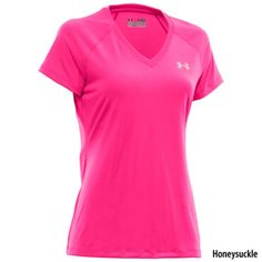 Under Armour Womens Tech V-Neck Short-Sleeve Tee - Gander Mountain