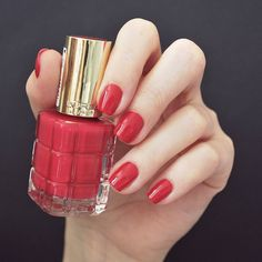 Je t'aime Loreal, Nail Polish, Lipstick, Nails, Instagram Posts, Beauty, Je T'aime, Ongles, Beleza