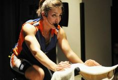 Indoor cycling can be a high-energy, addictive way to torch calories—400 to 600 in a 40 minute class!—but only if you're doing it right. Maximize your studio time with these etiquette tips from Rachel Buschert Vaziralli, a personal trainer, fitness instructor, and Schwinn Master Trainer with more than 10 years of experience teaching in New York City.