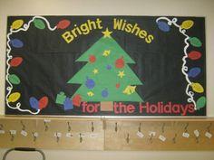 December Bulletin Board Ideas   Becoming Martha: Class Bulletin Boards   December Pre-k Ideas