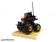 Lego Blackfoot | by gene 3S