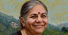 """Michael Specter on Vandana Shiva, an activist who accuses biotechnology companies such as Monsanto of imposing """"food totalitarianism."""" Others believe that G.M.O.s are the key to solving world hunger."""
