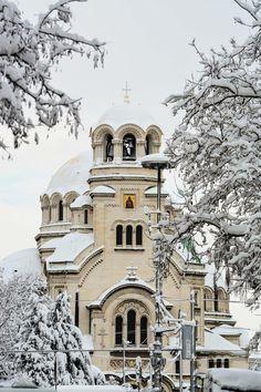 Alexander Nevski Cathedral, Sofia, Bulgaria